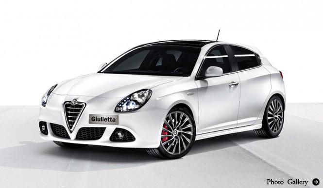 アルファロメオ ジュリエッタ Alfa Romeo Giulietta   Web Magazine OPENERS - ALFA ROMEO