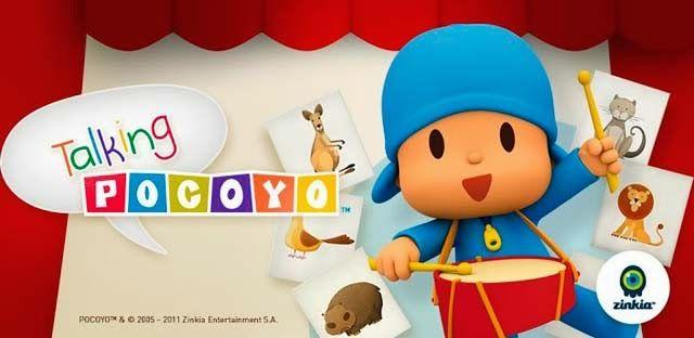 Juegos para Niños: Talking Pocoyó gratis para los más pequeños