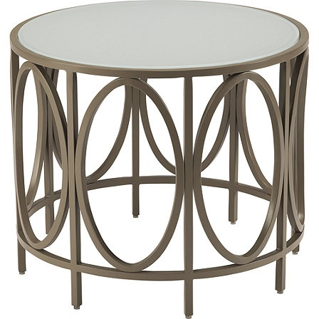 Barbara Barry Bowmont Bracelet Side Table