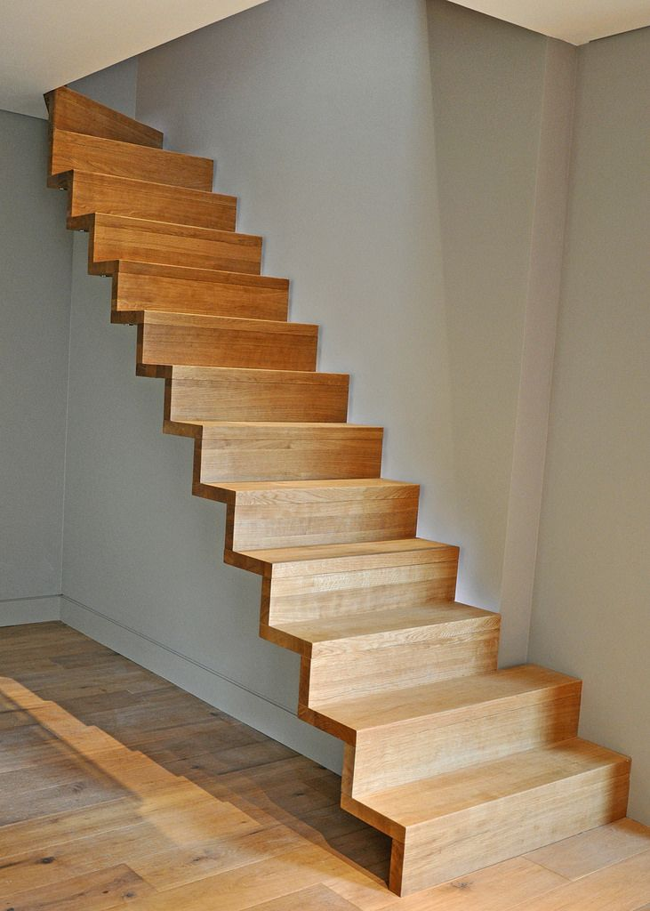 48 Best Modern Stairs Images On Pinterest Modern Stairs