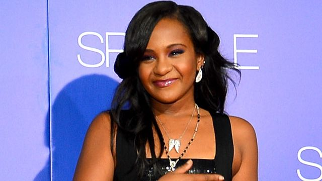 Photos of Bobbi Kristina Brown in Hospice Care Selling for $100,000
