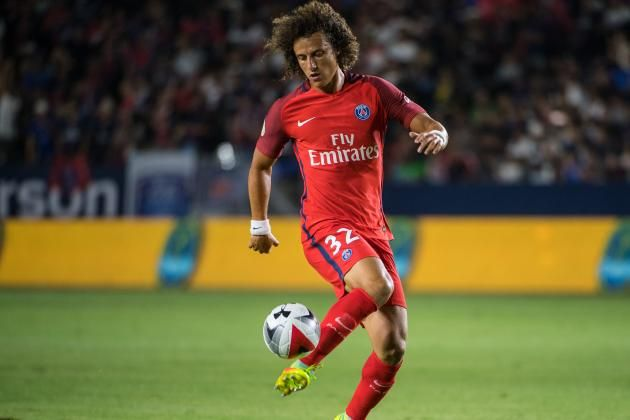 World Sports News: Chelsea: Luiz position affirmed