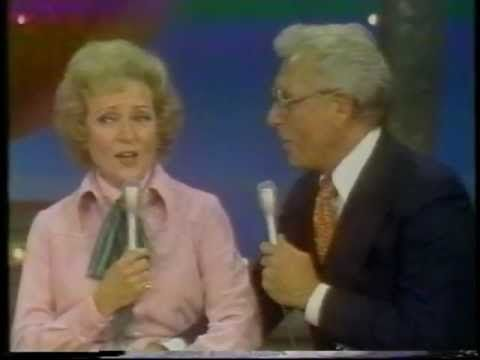 Betty White SINGS with her husband Allen Ludden