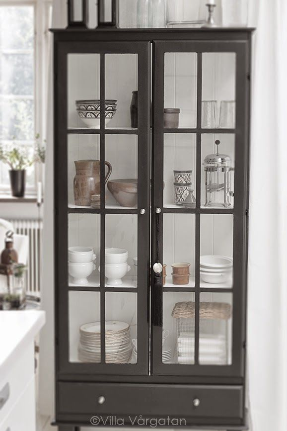 I canNOT wait to have a china cabinet!!!