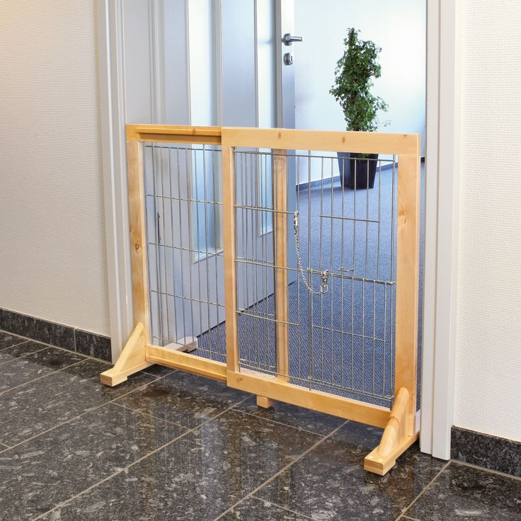 Essential in any pet home the trixie free standing dog barrier with walk-thru pet door restricts access of larger dogs while allowing smaller pets to pass ... & Best 25+ Dog barrier ideas on Pinterest | Pet barrier Extra wide ... Pezcame.Com