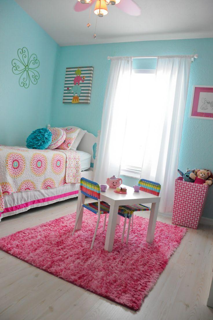 140 best Big girl room images on Pinterest   Child room, Girls bedroom and  Bedroom boys