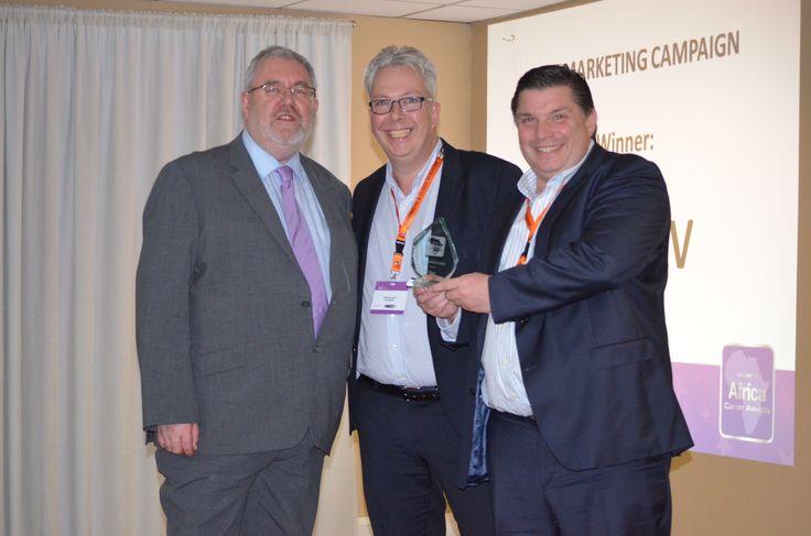 TelServ wins Africa Carrier Award