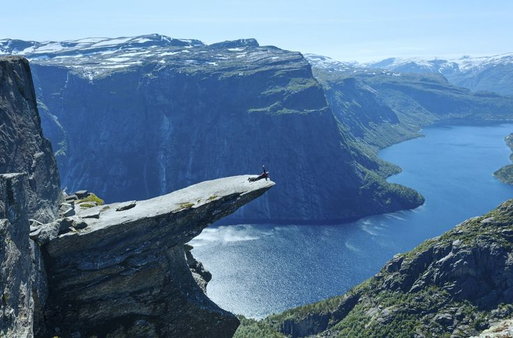 And extreme. | 29 Reasons Norway Is The Most Beautiful Scandinavian Country