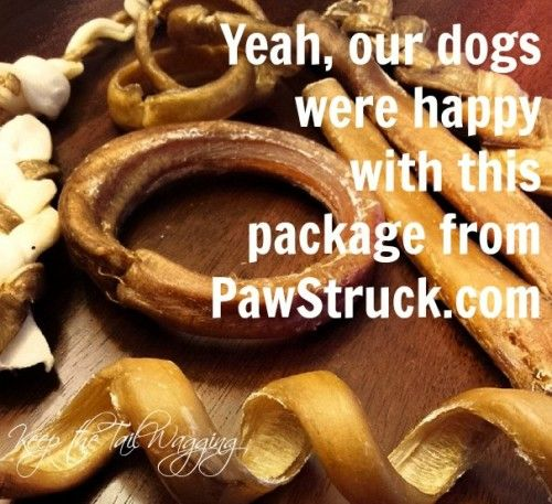 PawStruck Bully Sticks, The Benefit of Bully Sticks for Dogs