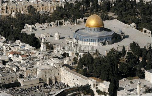 Mezquita de Al Aqsa-Noble Santuario, resalta que es lugar de culto musulmán y condena las intervenciones israelíes en esta y su entorno...