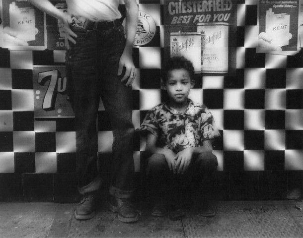 William Klein  Candy Store, Amsterdam Avenue  New York  1954-55