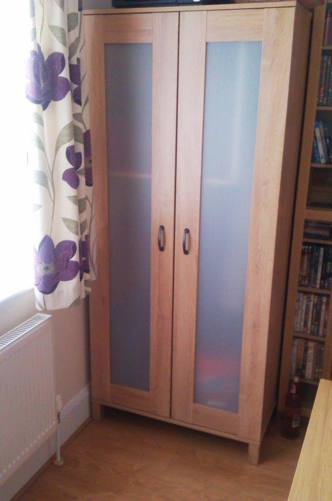 High Quality Ikea Hack  AUSTMARKA Wardrobe To Broom Cupboard