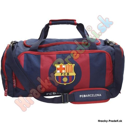 FC Barcelona športová taška e-shop hracky-predeti.sk