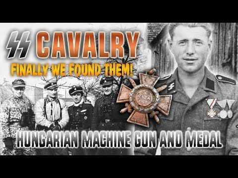 WW2 metal detecting - Amazing! We found it! Waffen SS Cavalry Ghost Division part 2 - YouTube