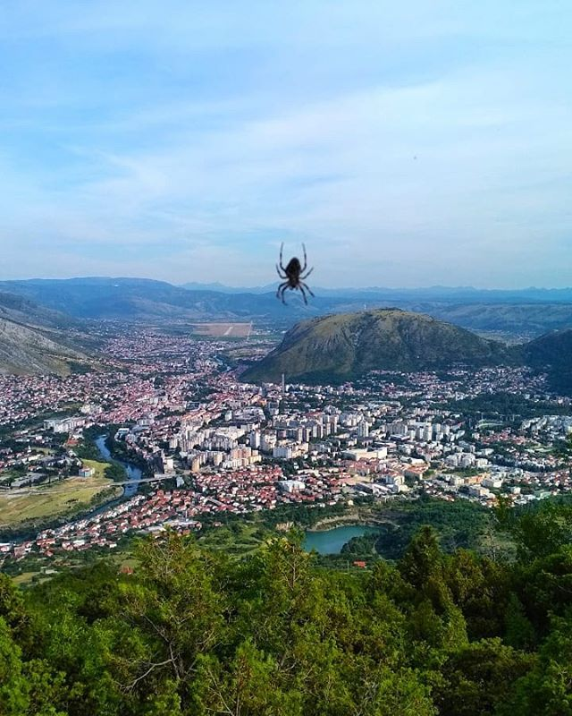 Hello People Look What My Husband Found During His Hiking Over Mostar Today Mostar Photo Natural Landmarks