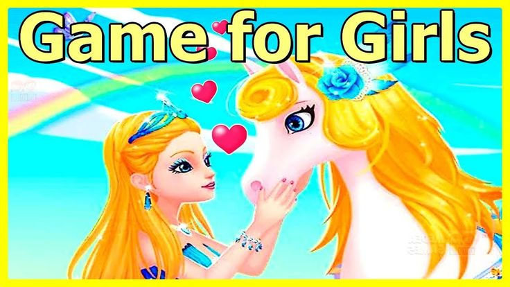 Fun Care, Dress Up & Makeover Colors Girls Game ♥ Royal Horse Club - Princess Lorna's Pony Friend- Origami game for girls PlayList Makeup games for kids - ht...