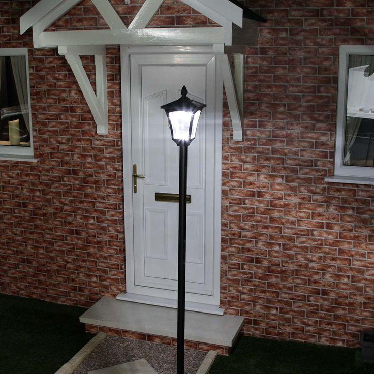 Zexum Black Traditional Driveway Pillar Lamp: Best 25+ Driveway Lighting Ideas On Pinterest