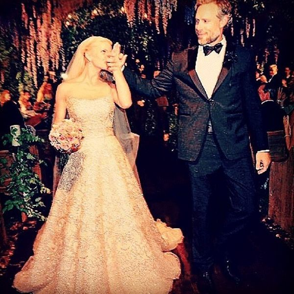 Gorgeous Celebrity Wedding Dresses | VeryFacts | Page 5