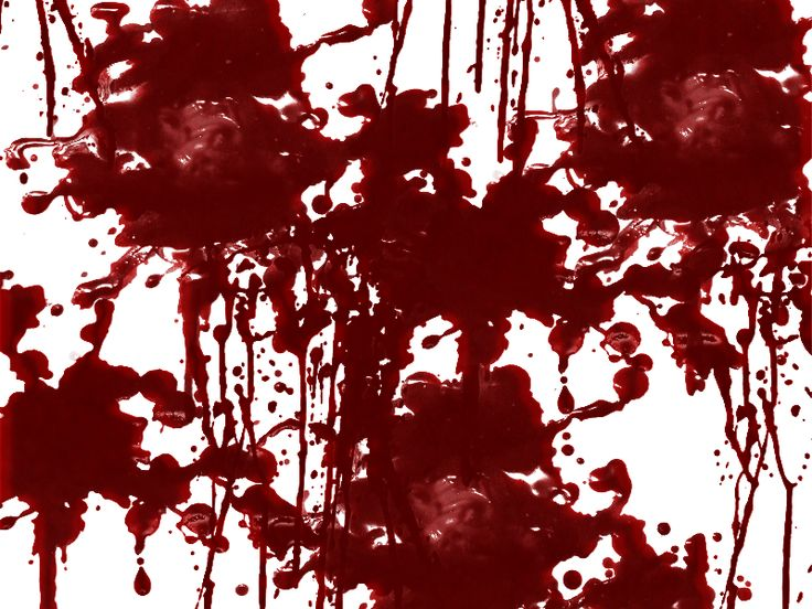 Blood Stain Horror Texture Free Download