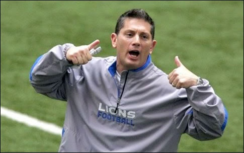 Jim Schwartz - Detroit Lions - Head Coach