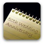 50th Wedding Anniversary Speeches The How To Recipe To Tell A Golden Wedding Anniversary Love