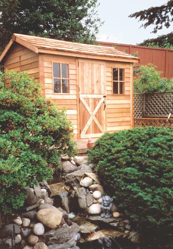 Backyard Cabana Kits : 1000+ images about Cedar Cabana Pool Houses on Pinterest