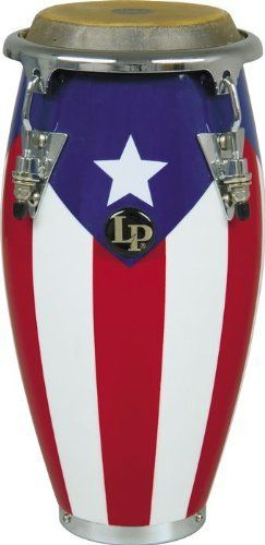 LPM198-PR LPMC Mini Tunable Puerto Rican Flag Wood Conga by Latin Percussion. $43.48. Constructed of kiln dried,Siam Oak