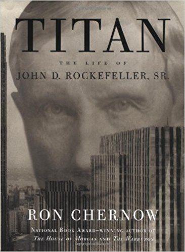 D. titan rockefeller of john life the pdf