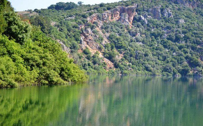 ΛΙΜΝΗ ΖΗΡΟΥ   - ΑΡΤΑ - μια λίμνη μοναδικής ομορφιάς που λίγοι γνωρίζουν