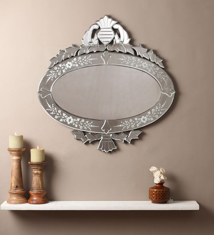 Adio Silver MDF Mirror #mirrors #mirror #reflectors #show #pinit #pinterest #shazliving Shop at: https://www.shazliving.com/