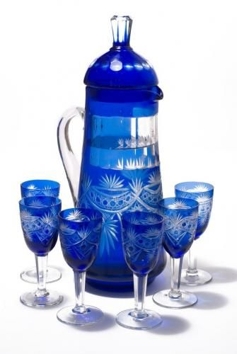 -art-glass-decanter-set