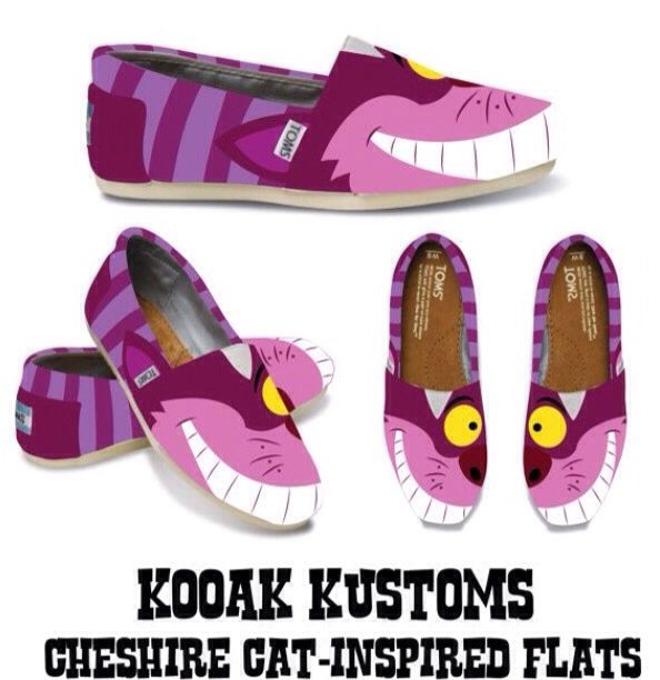Kooak Kustums Cheshire Cat toms