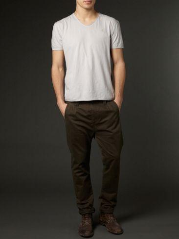Label Lab Band pigment jersey scoop neck T-shirt: Men S Style, Lab Band, Pigment Jersey, Band Pigment, Scoop Neck, Jersey Scoop