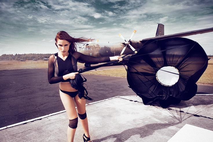 AD & Fashion: Damian Hirschberg Photographer: Jens Sage