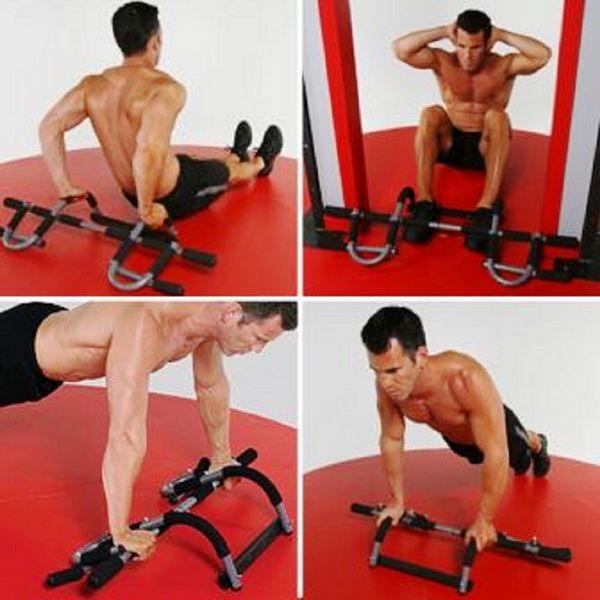 Çok Amaçlı Spor Aleti İron Gym - Plates, Fitness, Vücut Geliştirme - Durbuldum.com - Spor Aleti