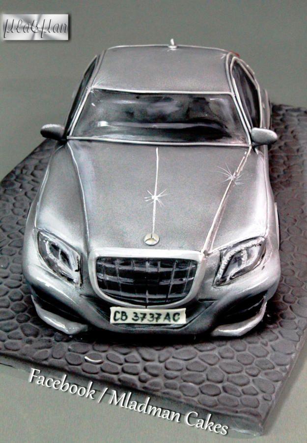 Auto Torte Mercedes Anleitung Appetitlich Foto Blog Fur Sie