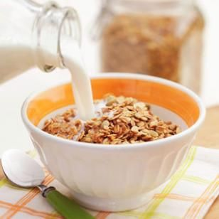 Do It Yourself! Make your own granola to have for breakfast or as a energy-boosting snack. This easy cinnamon-spiked granola recipe is loaded with almonds, walnuts and pepitas, but substitute other nuts and seeds if you prefer. For vegans who don't eat honey, this can be made with all maple syrup. @EatingWell