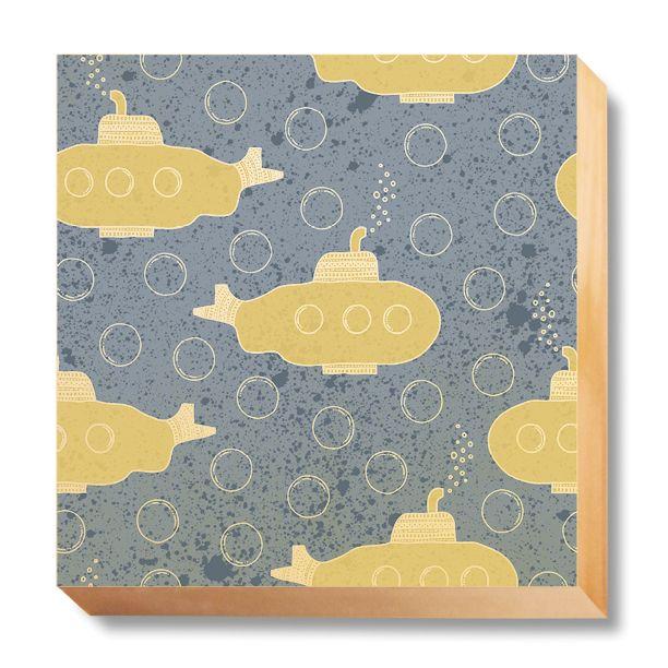 PTN 028 Pattern Art - Arctic Space Collection