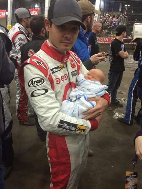 NASCAR Babies & Kids   The Fast and the Fabulous