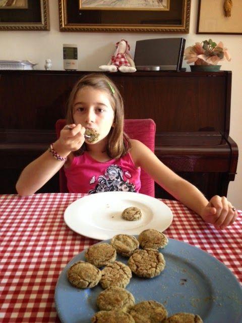 A casa di Bridget.: Polpette di lenticchie.