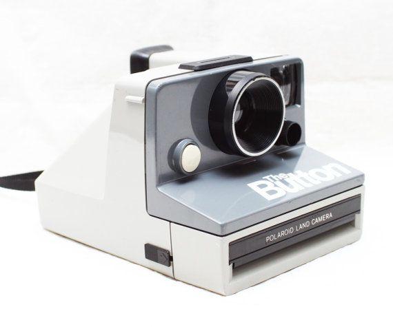 Polaroid Camera Urban Outfitters : Polaroid the button sx instant film camera made in usa