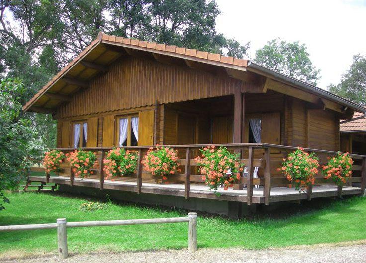 construcciones de casas de madera nuevas