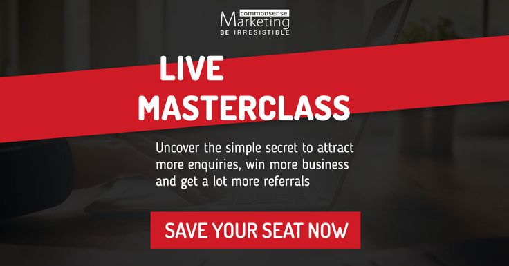 Tradies, if you're not getting enough enquiries or customer referrals, there is one major reason why.  Register for our masterclass to learn what it is, and how to fix it. #tradies #AU #marketing