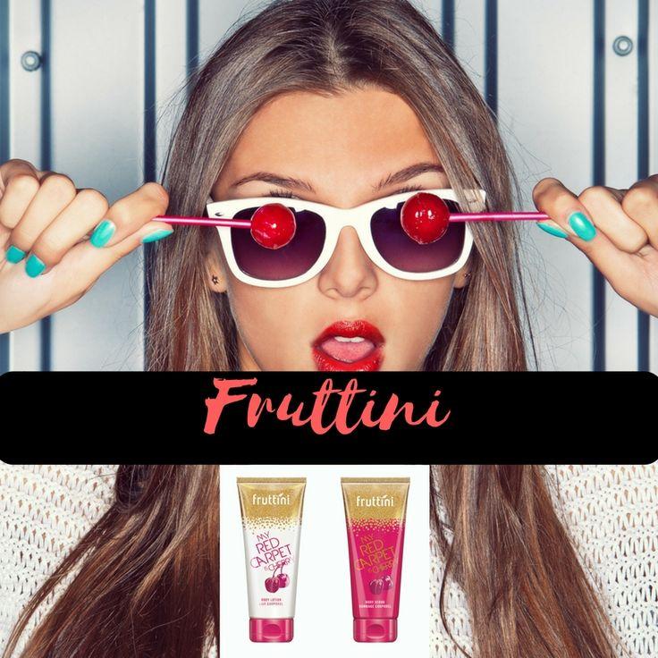 Fruttini περιποίηση σώματος με αρώματα φρούτων