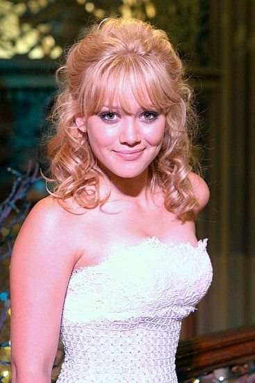 The 25 best hillary duff wedding ideas on pinterest celebrities hillary duff a cinderella story wedding hair junglespirit Images