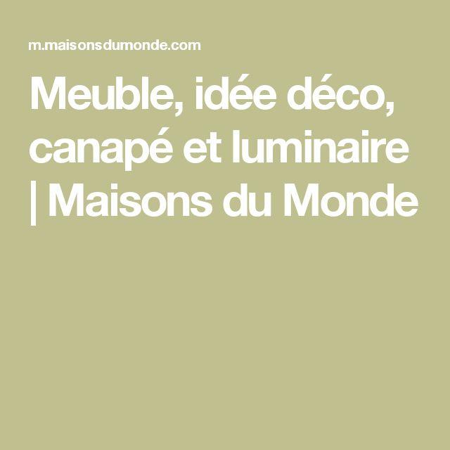 25 Best Ideas About Meuble Maison Du Monde On Pinterest