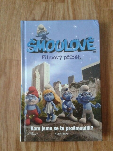 Šmoulové ( The Smurfs ) Film story