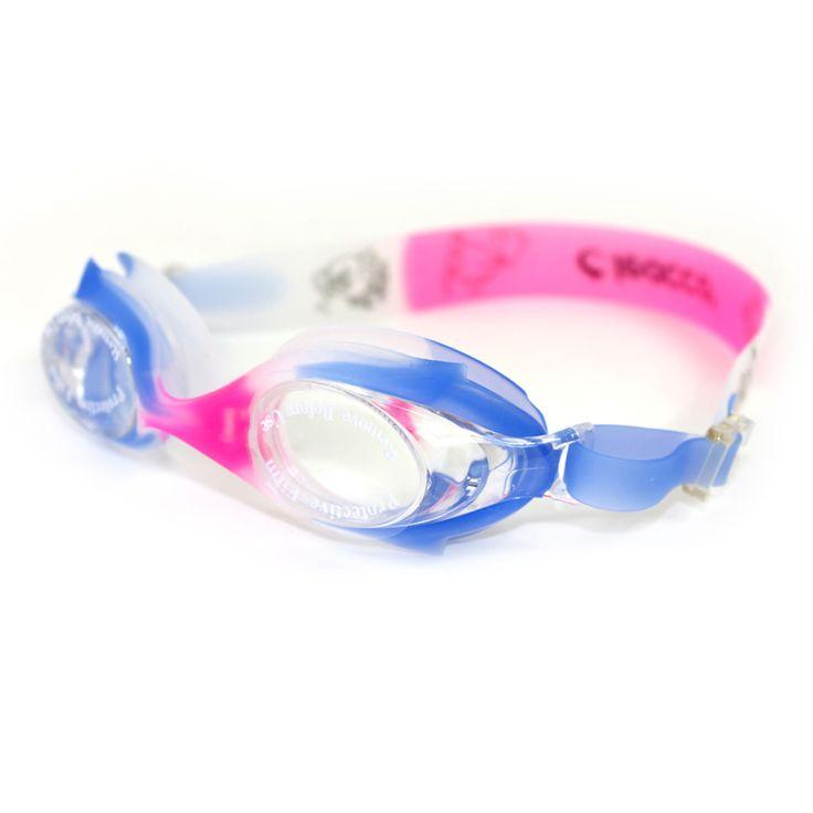 Profesional de Seguridad Anti-Vaho Gafas de Natación Recubrimiento Niños Gafas de Natación Hombres Mujeres Niños Gafas de deportes del bebé Nadan Anteojos