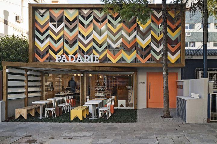 Padarie Café by CRIO Arquiteturas, Porto Alegre – Brazil