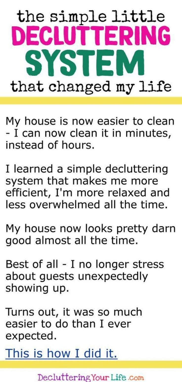 Declutter Your Home Decluttering Ideas Tips Tricks That Work To Get Organized Stay Organized Decluttering Your Life Declutter Organize Declutter Decluttering Ideas Feeling Overwhelmed